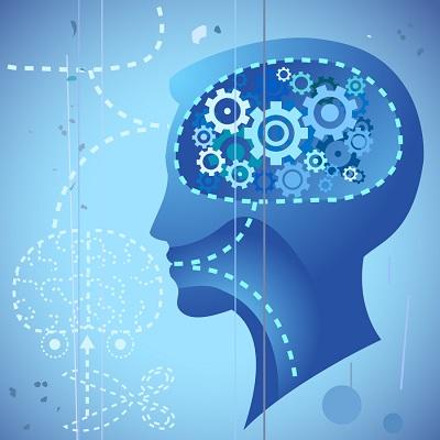 潜在意識の思考プロセスを表現したクリップアート+subconscious+thought+process+vector+イラスト素材